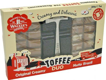 Walkers Toffee Duo (with Hammer)